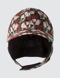 Valentino Valentino x Undercover Nylon Print Aviator Hat Picture