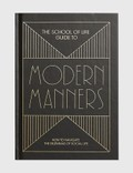 The School of Life The School of Life Guide to Modern Manners Picture