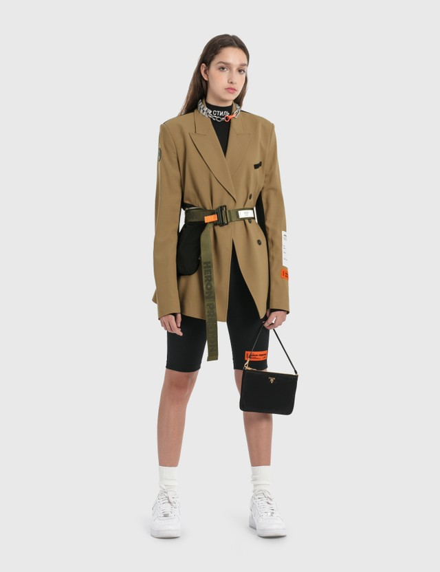 Heron Preston Tailoring Shorts =e29 Women