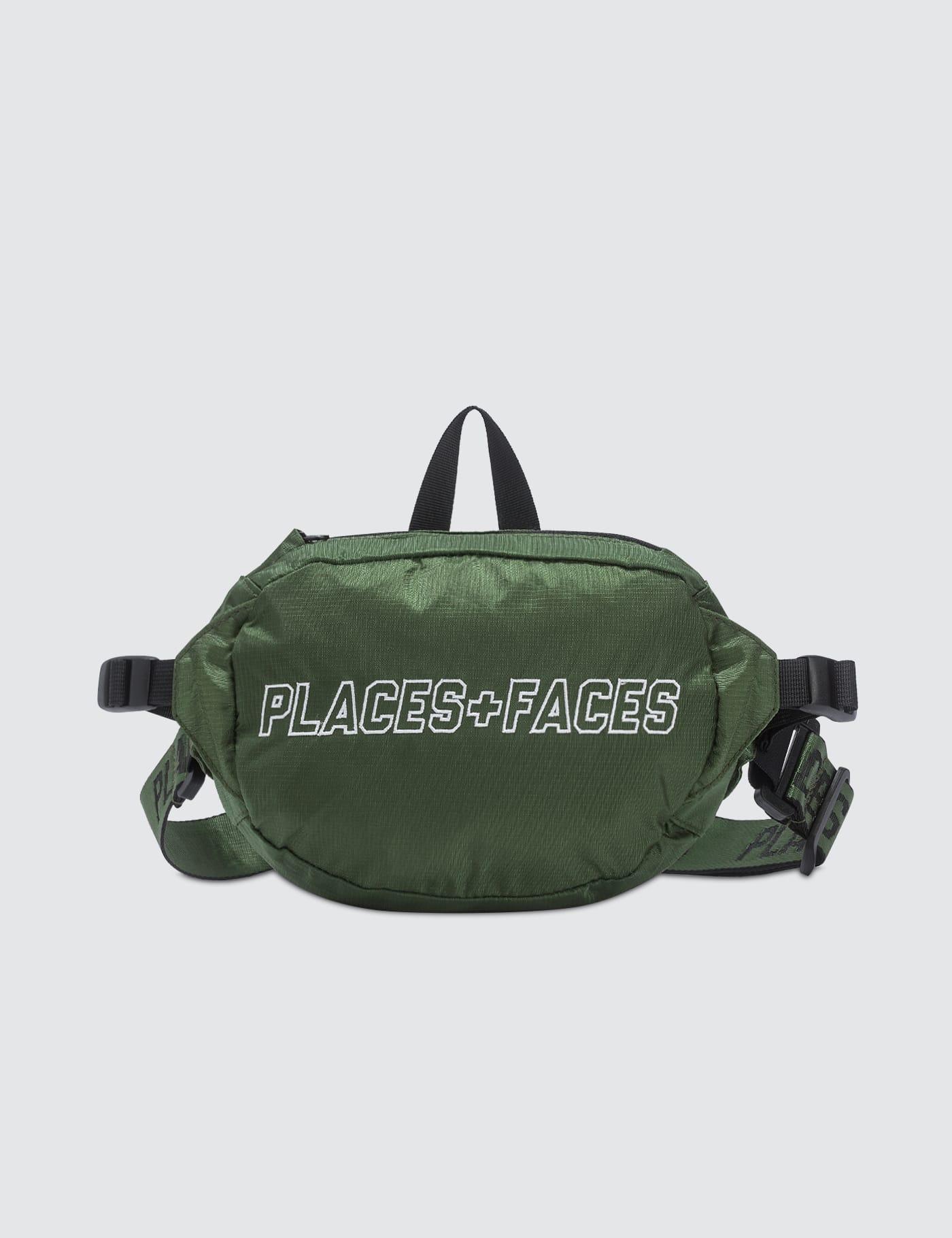 PLACES + FACES | Places + Faces Pouch Bag | Goxip