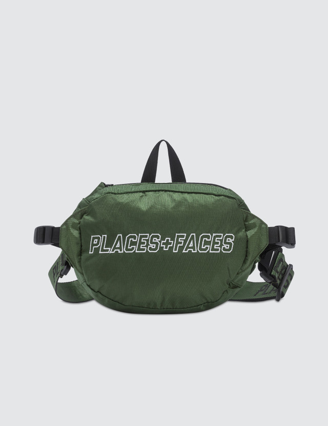 Places + Faces Pouch Bag