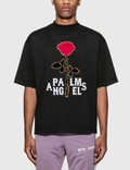 Palm Angels Rose Boxy T-Shirt Picutre