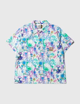 Real Bad Man Psychedelica Vacation Shirt