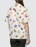 Palm Angels Butterfly Shirt