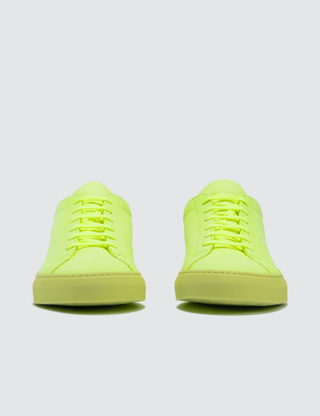 Common Projects Original Achilles Low Fluo Sneaker