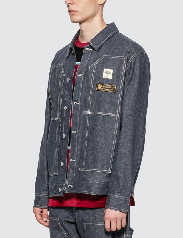 1017 ALYX 9SM 1017 ALYX 9SM x Stussy Denim Jacket
