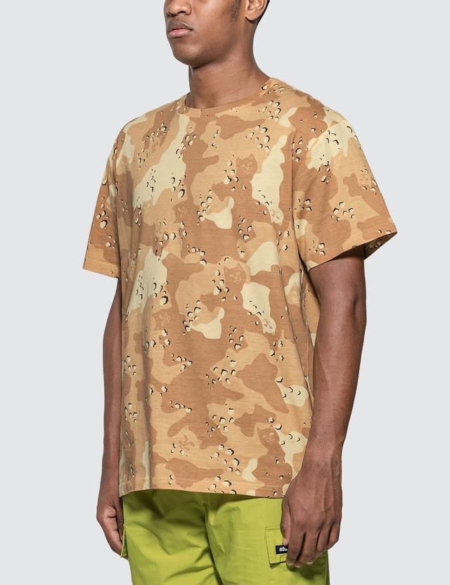 RIPNDIP Nerm Camo All Over T-shirt