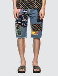 Loewe Paula Patches Shorts Picture