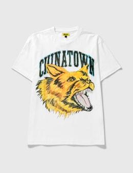 Chinatown Market Beware Sketch T-shirt