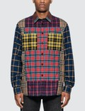 Burberry Multicolor Check Shirt Picutre