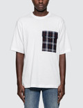 Helmut Lang Plaid Pocket T-Shirt Picture