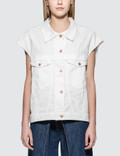 Aalto Sleeveless Denim Jacket Picutre