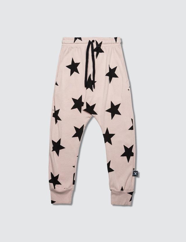 NUNUNU Star Baggy Pant