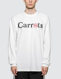 Carrots #FR2 x Carrots No Smoking Wordmark L/S T-Shirt Picutre