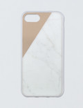 Native Union Clic Marble iPhone 7 Case Wht/rose Men
