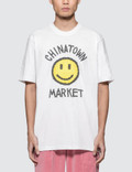 Chinatown Market Smiley Logo Chain T-Shirt Picture
