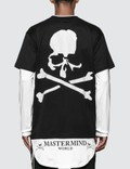 Mastermind World Skull Logo Layering Long Sleeve T-Shirt