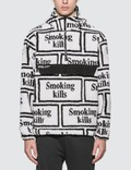 #FR2 Smoking Kills Boa Anorak Jacket Picutre