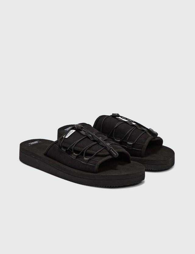 Suicoke OLAS-ECS Sandals Black Women
