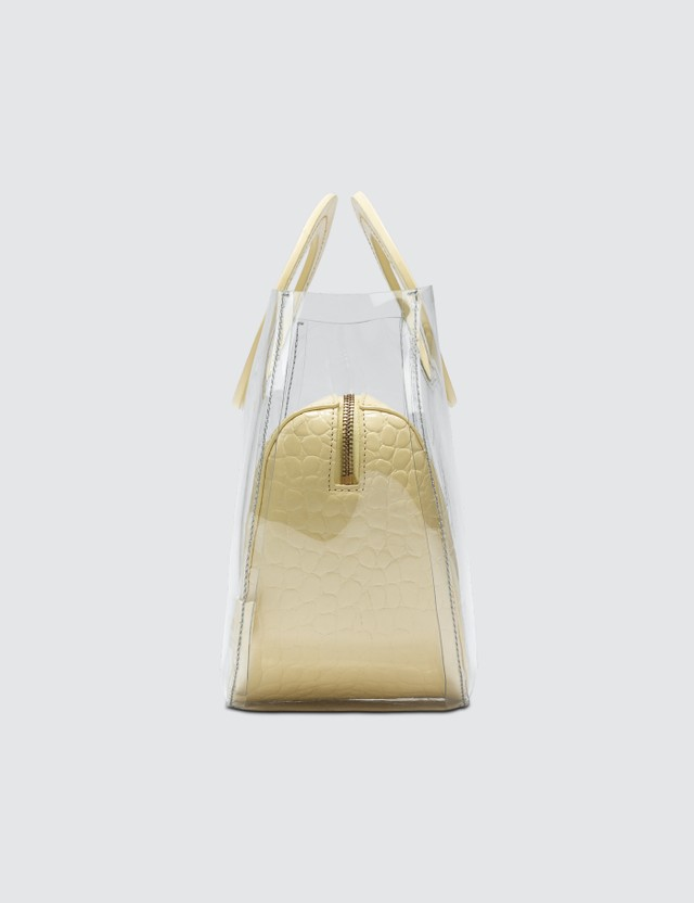 Staud Frida Clear Bag