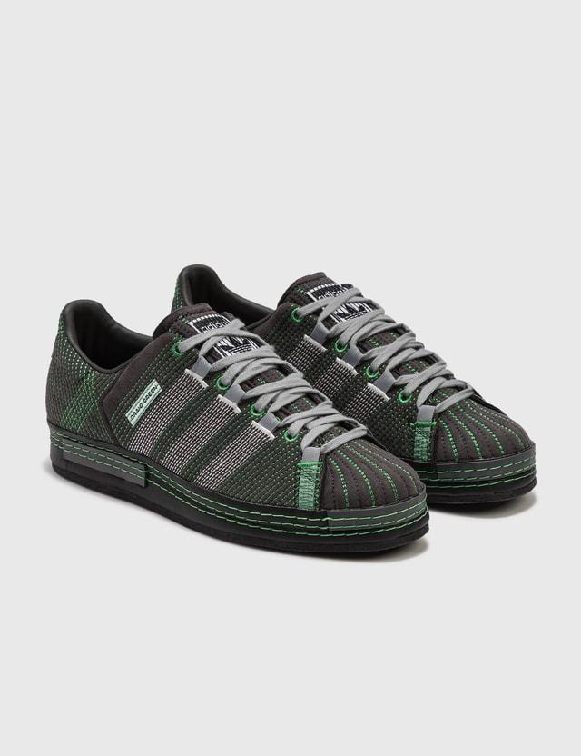 Adidas Originals Craig Green x Adidas Consortium Superstar Utility Black F16 / Core Black / Green Men
