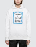 Have A Good Time Blue Frame Pullover Hoodie Picture