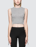 Fenty Puma By Rihanna Ruched Sleeveless Crew Neck Picture