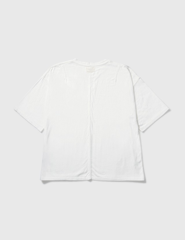 Fear of God Fear Of God Oversize Ss T-shirt White Archives