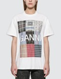 Ganni Patch Printed T-shirt Picture