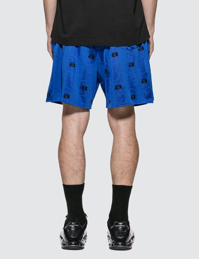 Alexander Wang Athletic Jacquard Jersey Shorts