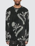 Mastermind World Tropical Skull Long Sleeve T-shirt Picutre