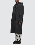 Oakley by Samuel Ross Long Coat Black Men