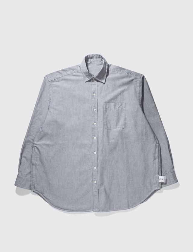 Grocery ST-001 Jumbo Oxford Shirt Jacket