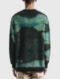 Acne Studios Klinac Knit Pullover Navy Men