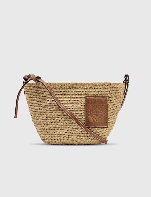 Loewe Pochette Bag Natural/tan Women