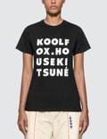 Maison Kitsune Kool Fox T-shirt Picutre