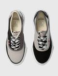 Maison Mihara Yasuhiro Original Sole Multicolor Canvas Low Cut Sneaker Blk/wht Men