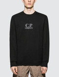 CP Company Logo Sweatshirt Picture
