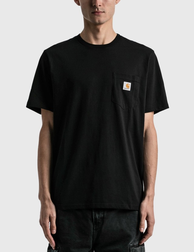 Carhartt Work In Progress Pocket T-shirt Black Men