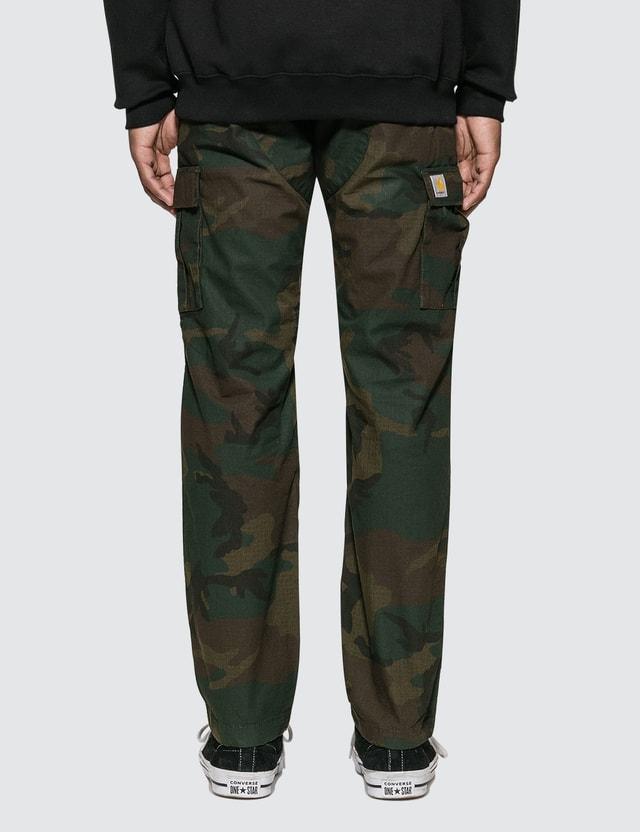 Carhartt Work In Progress Camouflage Aviation Pants