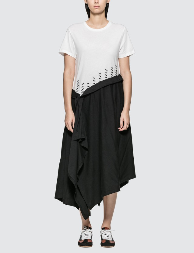 Loewe T-shirt Maxi Dress