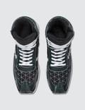 Loewe Exclusive High Top Dinosaur Sneaker Green Men
