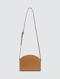 A.P.C. Half Moon Crossbody Bag Picture