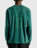 Victoria T3 Long Sleeve T-shirt Dark Teal Men