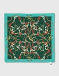 Maison Margiela Printed Silk Twill Scarf Picture