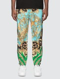 Versace Barocco Homme Print Sweatpants Picture