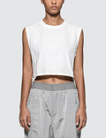 Hanes x Karla The Sleeveless Crop T-shirt Picture