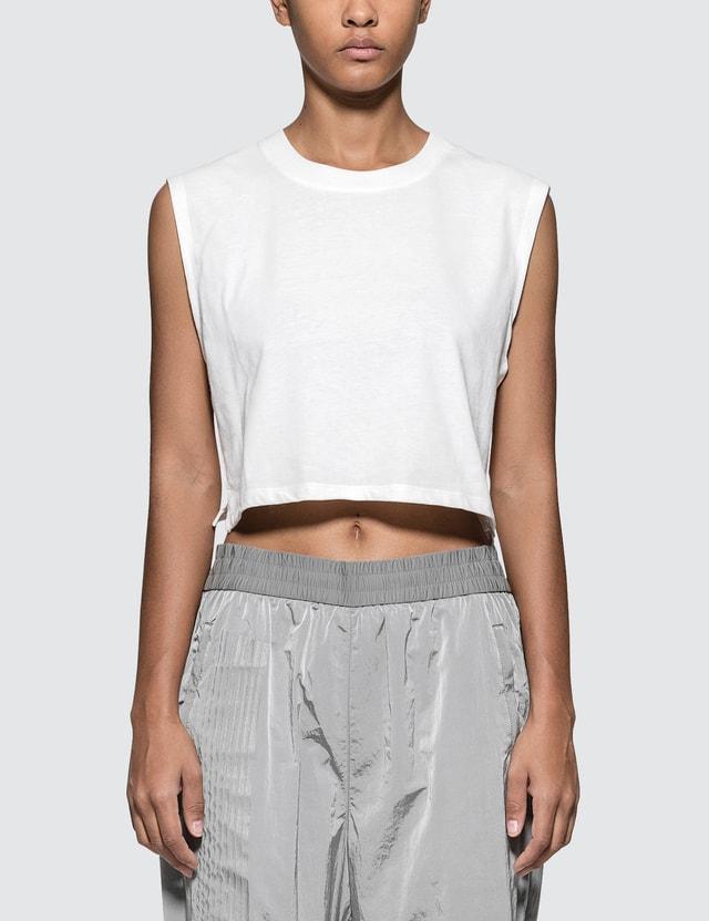 b54e239c159 Hanes x Karla - The Sleeveless Crop T-shirt   HBX