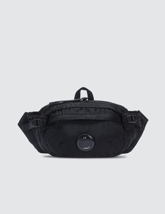 CP Company Garment Dyed Lens Belt Bag