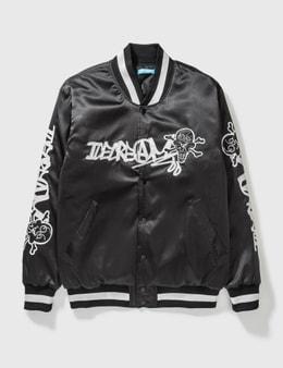 Icecream Icecream X Jun Inagawa Varsity Jacket